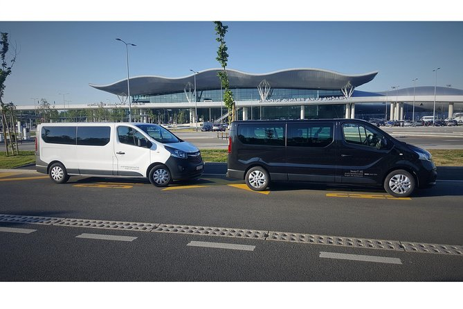 Private Transfer from Zagreb Airport to hotel in Zagreb
