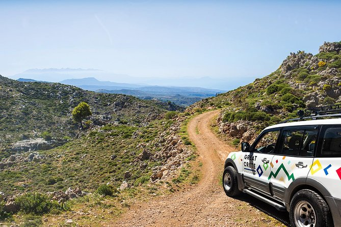 Great Crete Culinary Off Road Experience