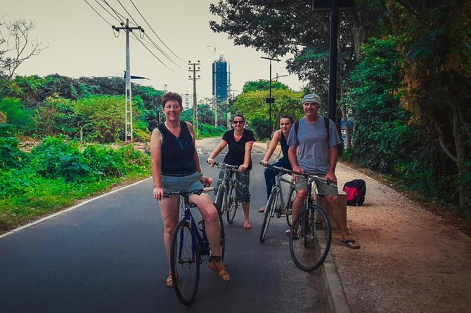 Colombo Countryside Cycling expedition