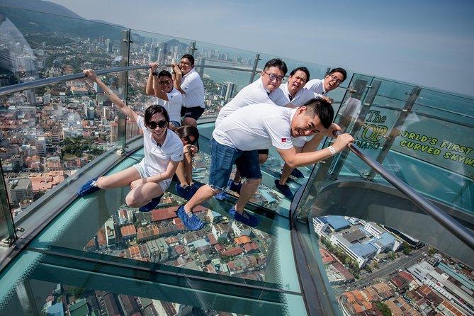 Team Building Special Series, The Top Komtar Penang