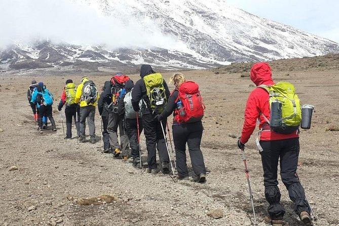 6 Days Kilimanjaro Marangu Route
