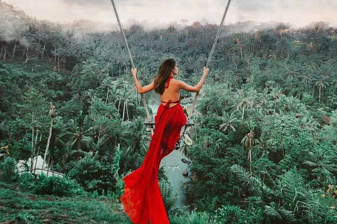 Bali Instagram Tour : The Most Beautiful and Stunning Spot