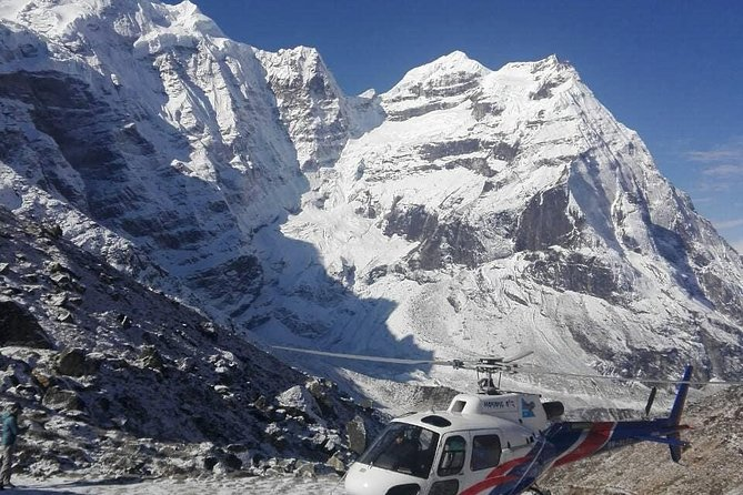 Half-Day Everest Base Camp Helicopter Tour