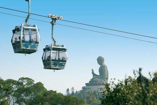 Tsing Ma - Lantau Island & Monastery Tour
