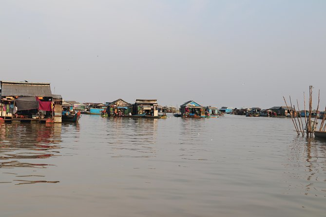 Half-Day Tour of Floating Village and Tonle Sap Lake by Boat