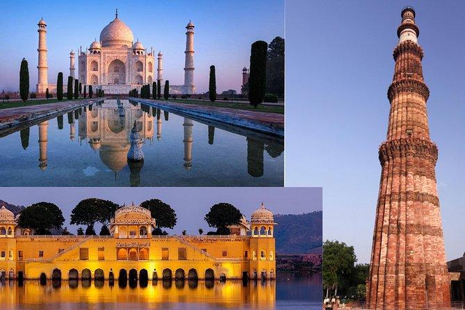 Golden Triangle Tour India 4 Night 5 Days