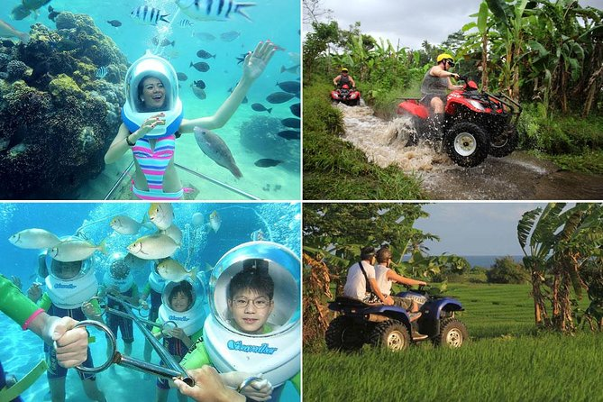 Bali Seawalker and ATV Ride Packages : Best Quad Bike Adventure