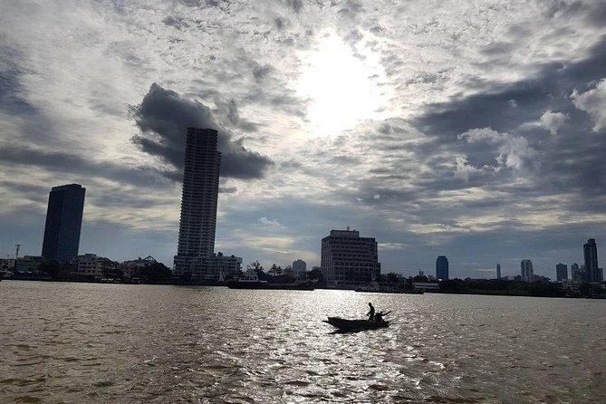 Canals of local Bangkok