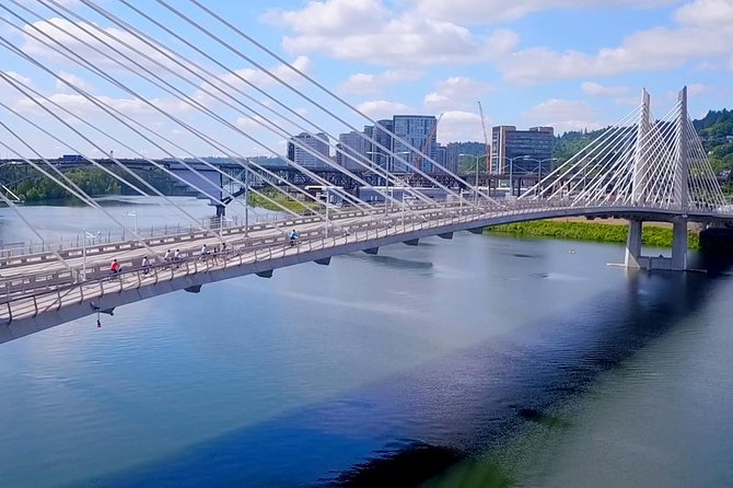 Bike the Tillikum Crossing!