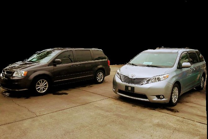 Private Van Service Transfer to or from Orlando International Airport