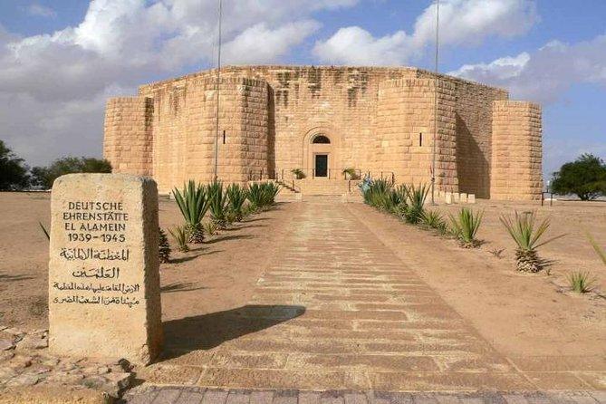 Excursión de un día a El Alamein desde El Cairo