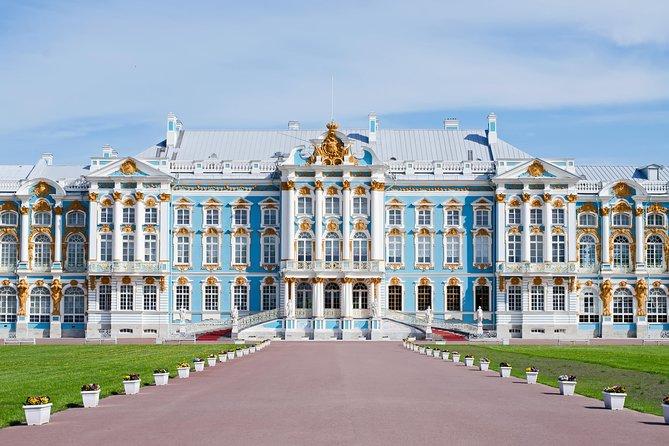 Palácio de Catarina e Parque (Pushkin Tour)