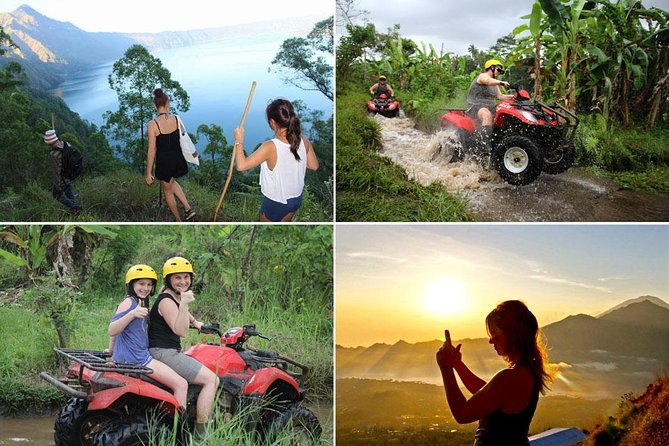 Bali Sunrise Trekking and ATV Ride Packages