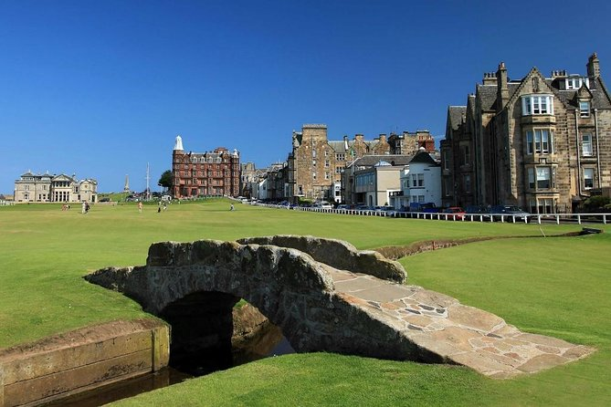 St Andrews Luxury Private Tour