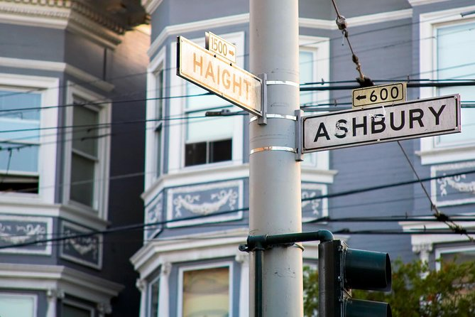 The Summer of Love at the Corner of Haight & Ashbury: A Counter Culture Tour