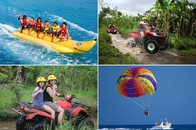 Bali Water Sport and ATV Ride Packages