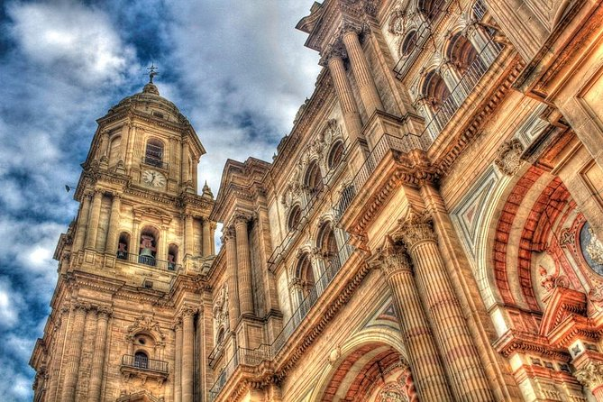 Private 9-hour tour to Malaga from Granada with hotel pick up and drop off