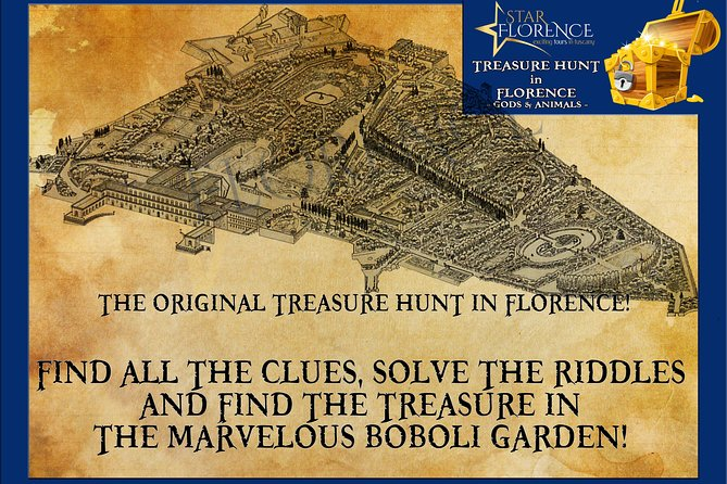 Florence: Family Treasure Hunt Gods and Animals Tour