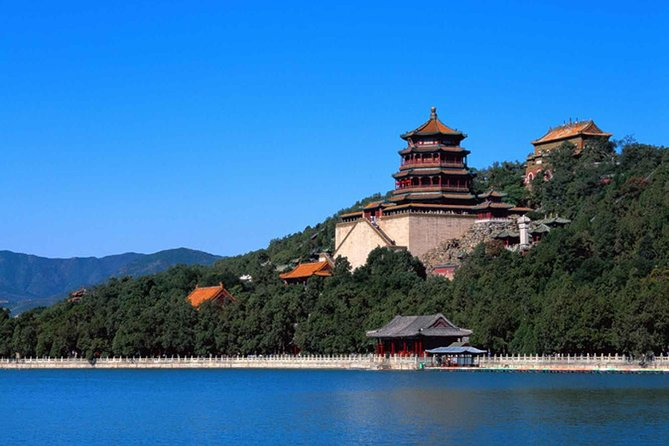 Summer Palace and Badaling Great Wall Private Day Tour From Beijing