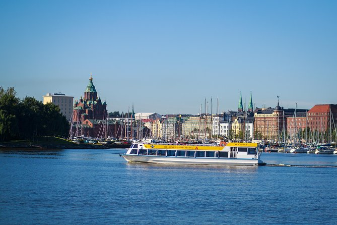 Helsinki Sightseeing Canal Cruise photo 10