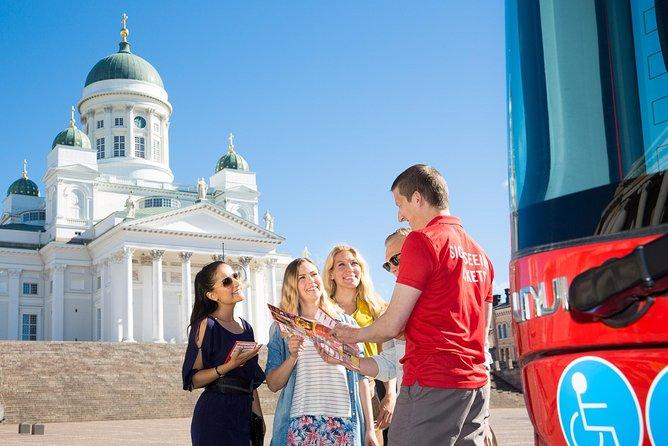 Helsinque Super Saver: Excursão combinada de 24 horas de barco e ônibus com várias paradas