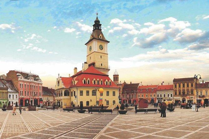 6-Day Romania Adventure Tour