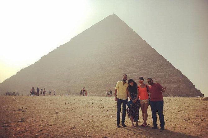Day Tour Ancient Egypt (Pyramids,Saqqara,Memphis)