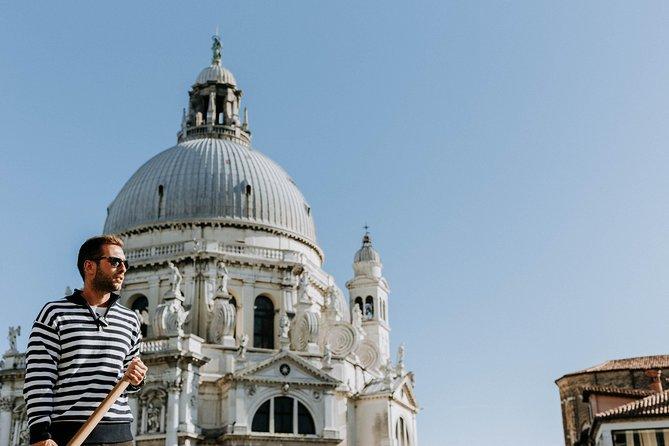 Morning Venice Gondola Private Ride
