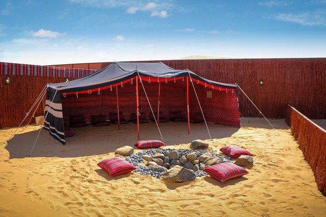 Evening Desert Safari From Dubai: Dune Bashing, Camel Rides and Tanoura