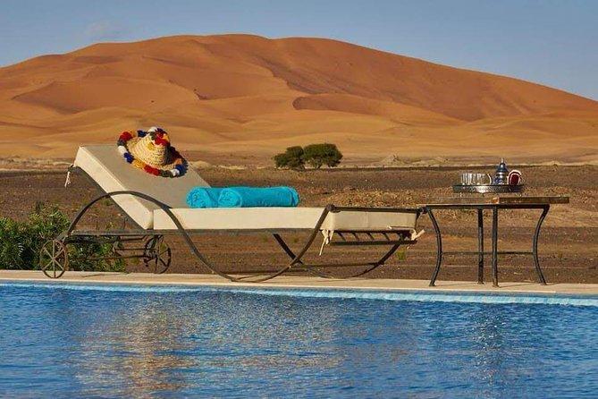 fes to fes 3 days private desert tour