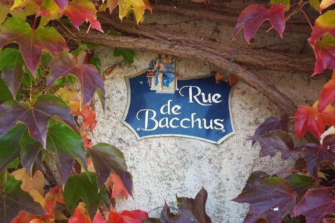 Champagne Hillsides, Reims, Epernay, Hautvillers