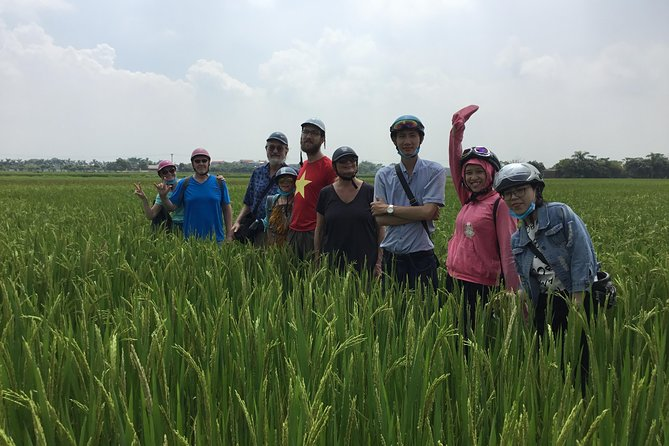 Hanoi Motorbike Tour To Countryside 1 Day