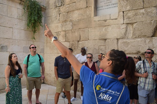 90-min Diocletian Palace Walking Tour
