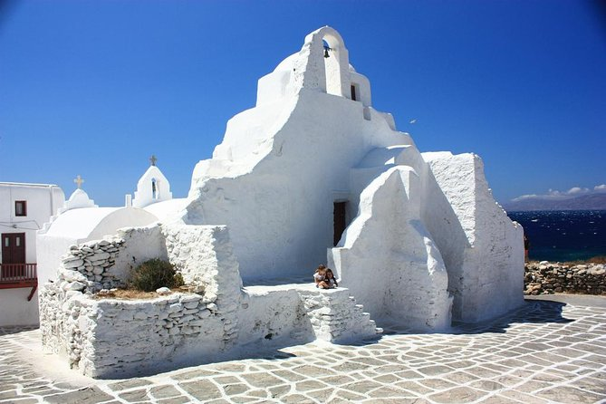 Walking Like A Local - Tour in Chora - Up to 1.30 hour