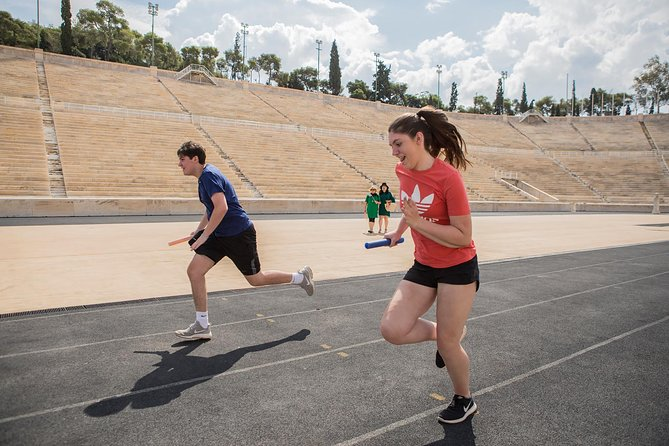 Private Tour: Olympic Games Workout in Athens
