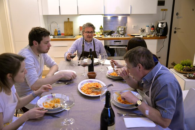 Rome: Cooking Experience with a local
