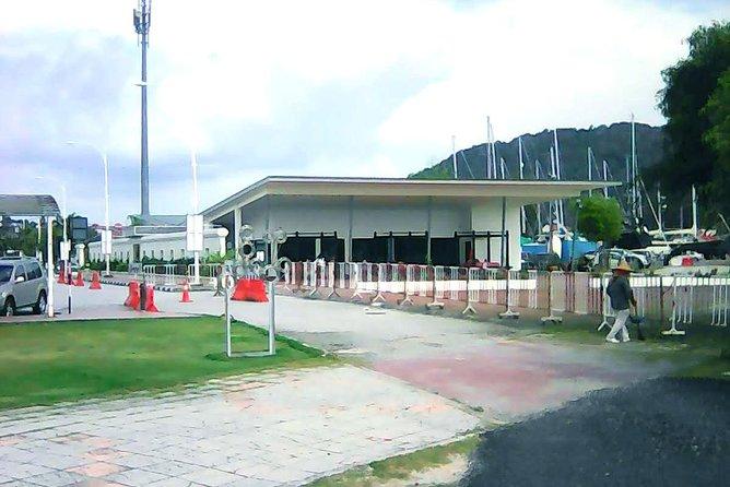 Marina Jetty Pangkor Laut or Lumut Jetty Transfer from Kuala Lumpur