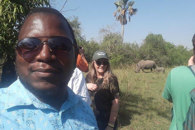 Zziwa Rhino Sanctuary Safari