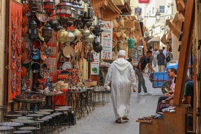 Fez Remparts Tour