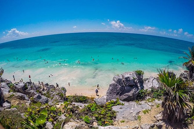 Combo Tulum,Coba,Cenote & Playa del carmen (buffet and bike rental includes)