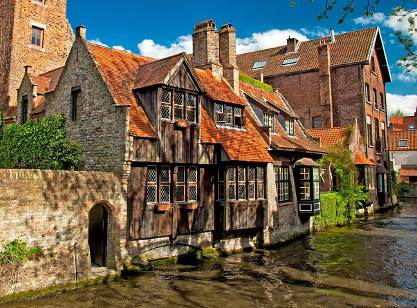 Amsterdam Super Saver: Bruges Full-Day & Countryside and Windmills Half-Day Tour photo 9