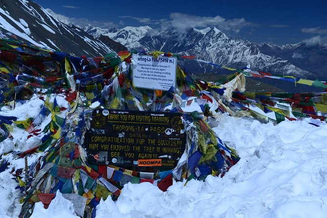 Annapurna Circuit with Base Camp Trek