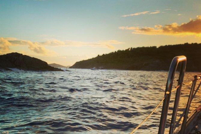 National Park & Surrounding Cays Sunset Sail