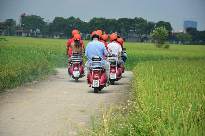 Hanoi Red River Delta Villages Vintage Vespa Tours photo 21