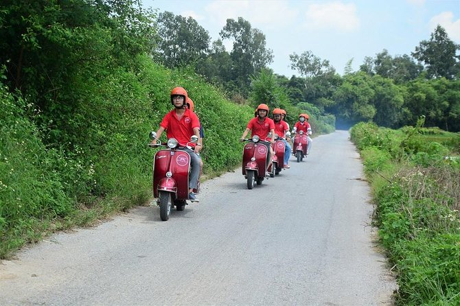 Hanoi Red River Delta Villages Vintage Vespa Tours photo 27