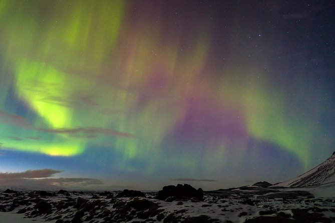 Golden Circle & Northern lights in Iceland