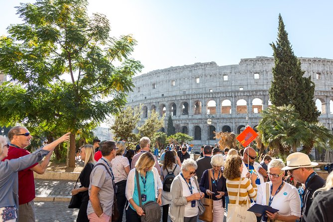 Rome Combo: Colosseum & Forum with Rome Must-See Walking Tour photo 14