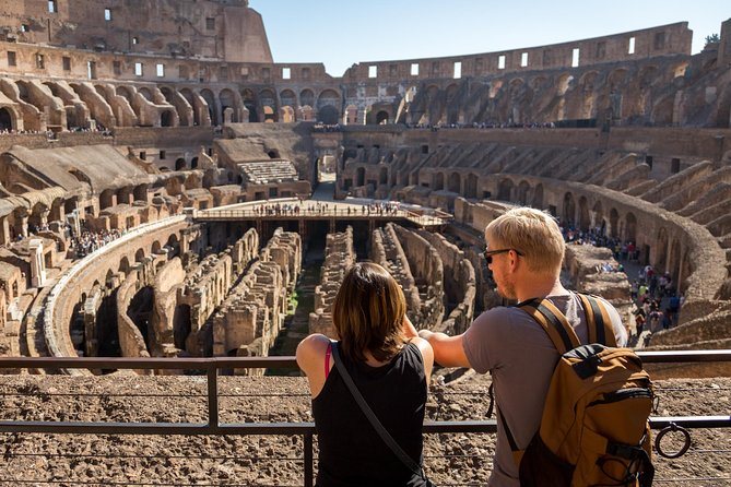 Rome Combo: Colosseum & Forum with Rome Must-See Walking Tour photo 4