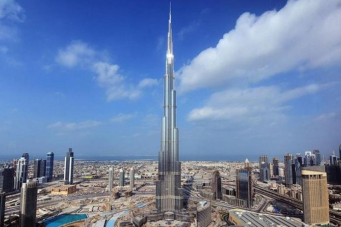 Dubai Half Day Guided City Tour (Explore The City Of Wonders)