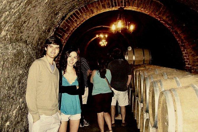 Barrels in underground caves